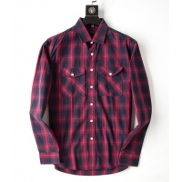 Moncler Shirts Long Sleeved For Men #923988
